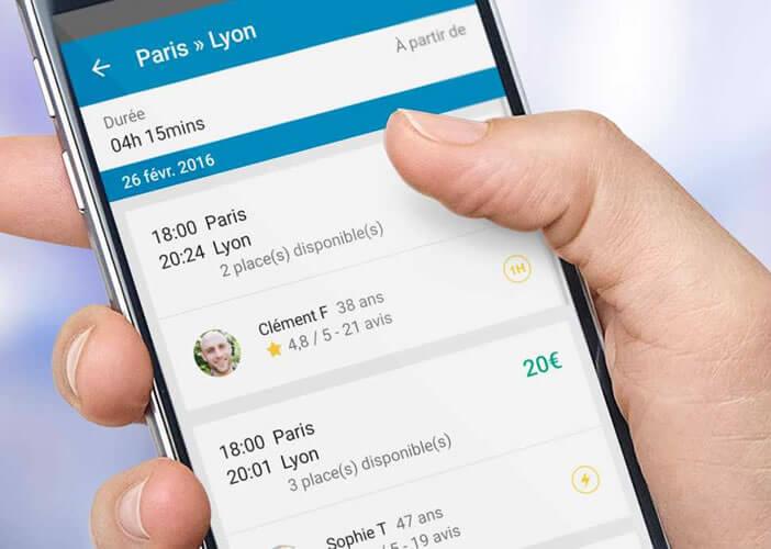 Télécharger l'application BlaBlaCar depuis le Play Store