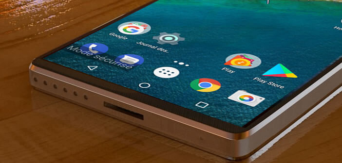 Revenir à une utilisation normale d'Android en désactivant le mode sécurisé