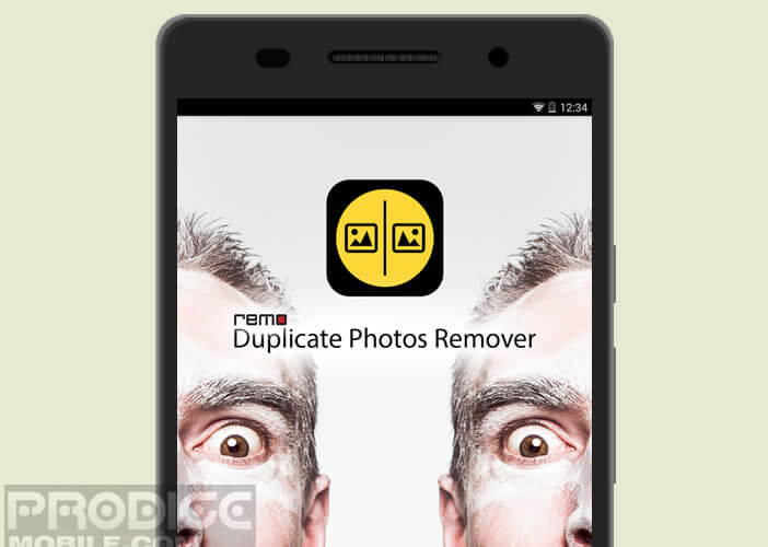 Application Remo duplicate photos remover