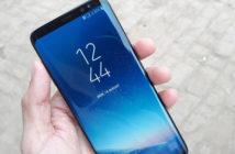 Forcer une appli à s'afficher en plein écran sur le Galaxy S8