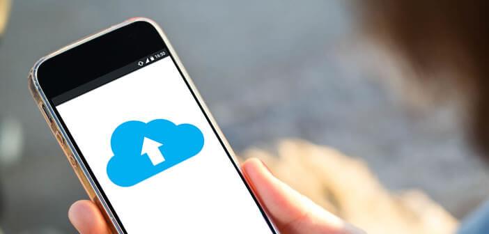 Sélection d'applications cloud pour Android