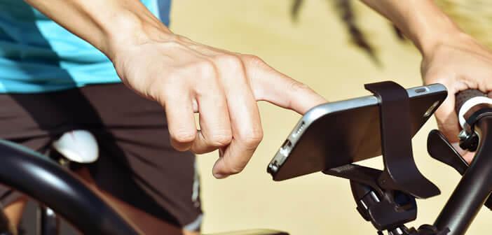 Sélection des meilleures applications pour pratiquer le cyclisme