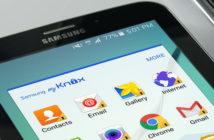 Comment désinstaller Samsung Knox sur son téléphone