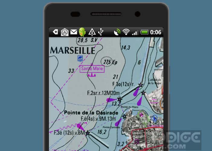 Consulter les cartes IGN spécial randonnée sur votre smartphone