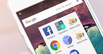 Réorganiser votre bureau Android avec les dossiers d'applications