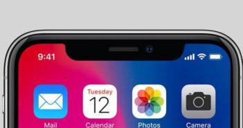 Guide des gestes de navigation pour contrôler un iPhone X