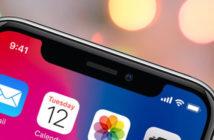 iPhone X : connaître avec précision le niveau de charge de la batterie
