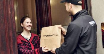 Apprenez à utiliser le service de livraison rapide Amazon Prime Now sur votre smartphone
