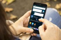 Augmenter le nombre d'icônes dans le dock d'applis d'Android