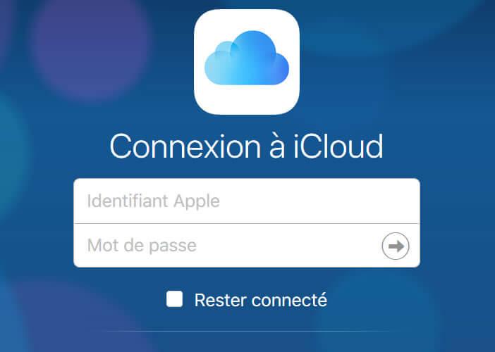 L'ancien propriétaire doit supprimer l'iPhone de son compte iCloud
