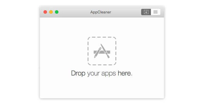 Appl Cleaner est un outil OS X pour nettoyer les fichiers liés à une application supprimée