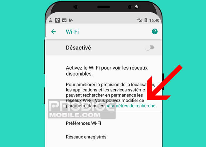 comment localiser gsm sans accord