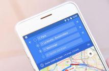 Comment préparer vos trajets à l'avance avec Google Maps