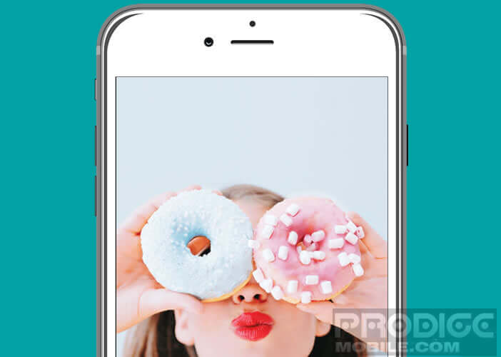 Photographier les plats culinaires avec votre smartphone Apple