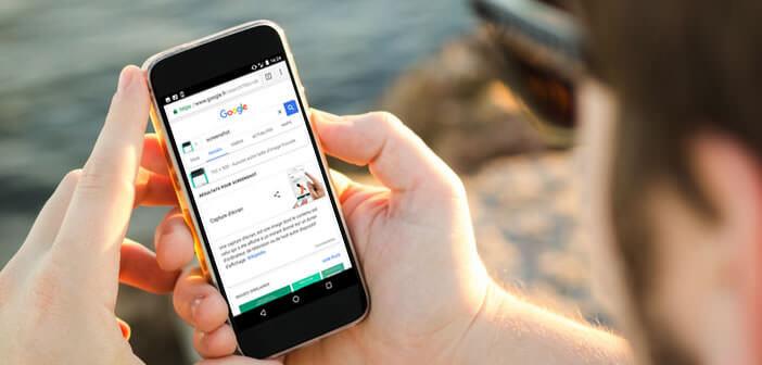 Apprenez à profiter de toutes les fonctionnalités de Google Images depuis votre mobile