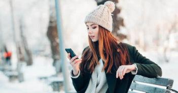 Quelques conseils pour utiliser un smartphone en hiver par temps froid