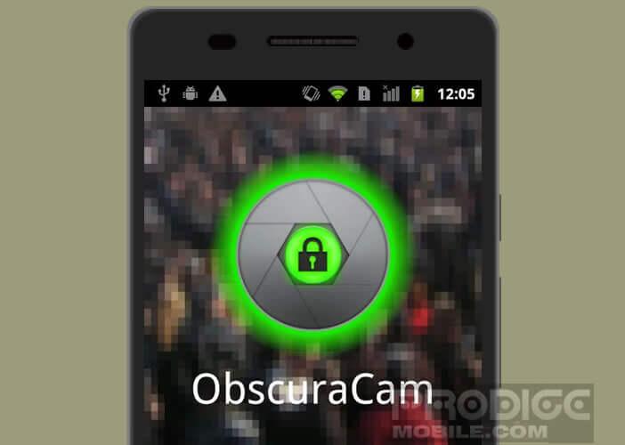 Télécharger l'application ObscuraCam