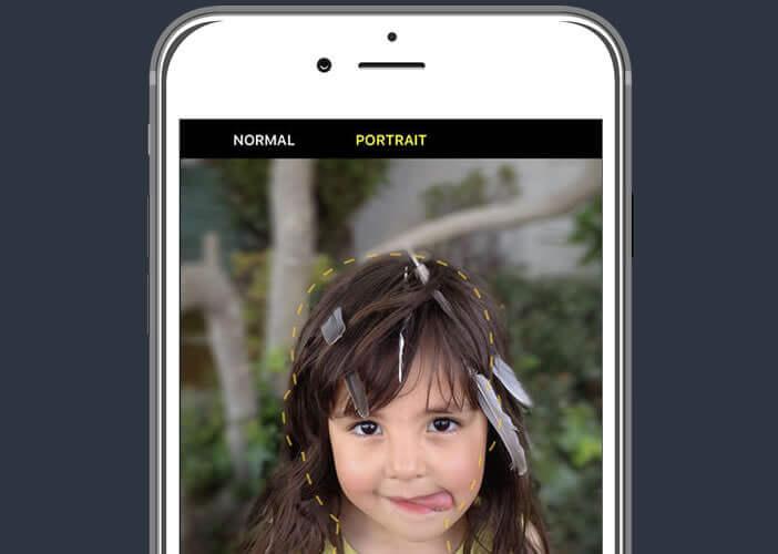 Le système d'intelligence artificielle de HeroShot permet de détecter les visages