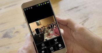 Application Android permettant de flouter le visage sur une photo déjà prise