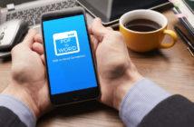 Transformer un PDF en Word depuis un smartphone Android