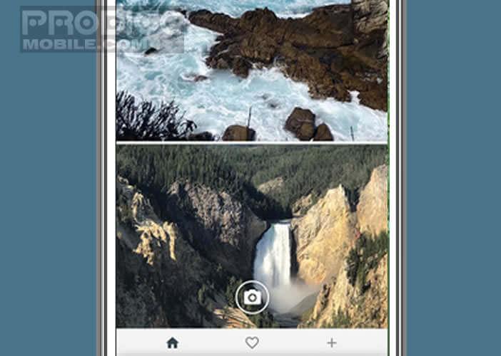 Application Google Motion Stills pour créer des images animés