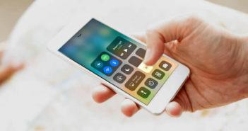 Modifier l'apparence du centre de contrôle de votre iPhone
