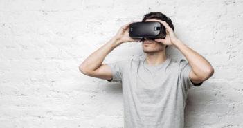 Casque de réalité virtuelles pour l'iPhone d'Apple