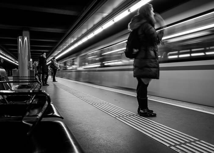Amélioration de la couverture internet dans le métro