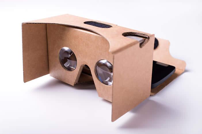 Google Cardboard, le casque en carton pour s'initier à la réalité virtuelle