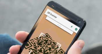 Application gratuite pour lire les codes QR depuis un smartphone Android