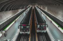 Une connexion 4G dans le métro parisien