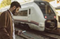 Localiser un train en temps réel depuis son smartphone