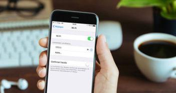 Votre iPhone rencontre des problèmes pour capter le Wi-Fi