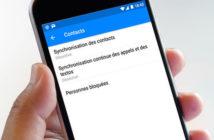 Facebook Messenger : bloquer la collecte des SMS et des appels