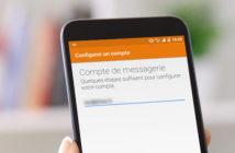 Configurer une adresse mail Free sur un mobile Android