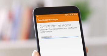 Configurer un compte de messagerie Free sur Android