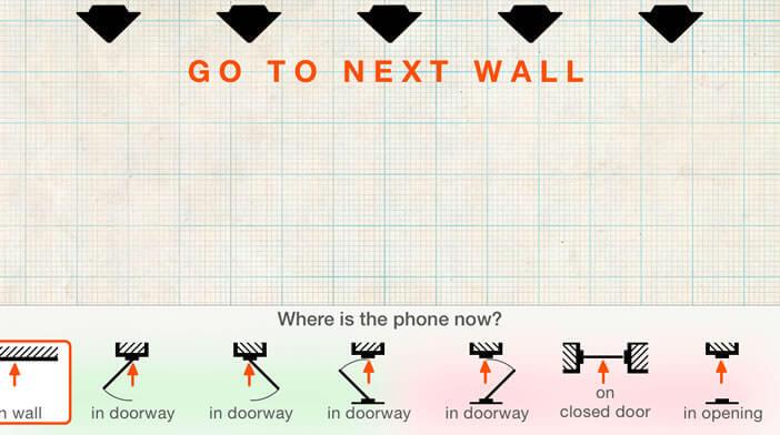 Mesurer la longueur des murs sans utiliser de mètre à ruban