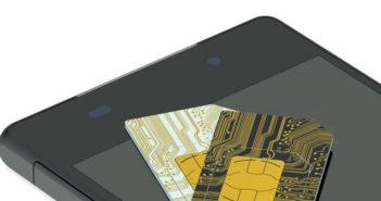 Gérer deux lignes de téléphone sur un iPhone avec un adaptateur double SIM