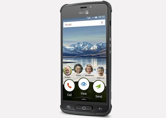 Le Doro 8042 est un smartphone Android pour les seniors