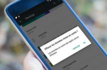 Comment supprimer le Dalvik cache sur un mobile Android