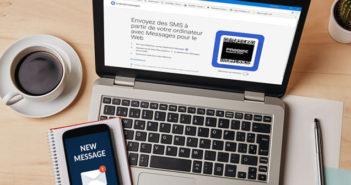 Envoyer vos SMS et MMS depuis votre ordinateur grâce à Android Messages
