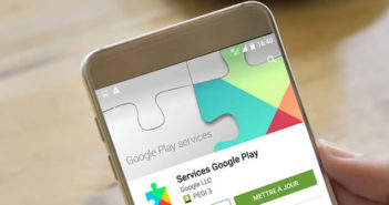 Installer et mettre à jour les Services Google Play