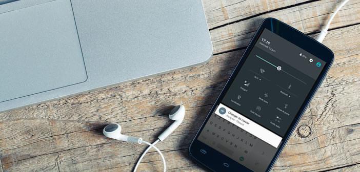 Signification des icônes de l'OS mobile Android