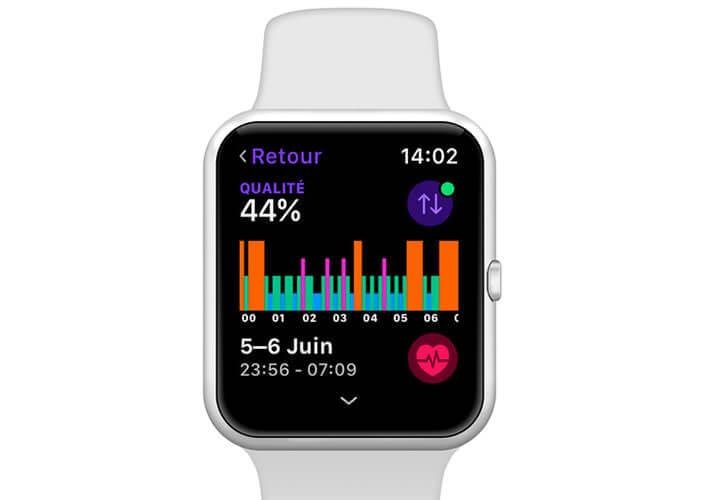 Utiliser votre Apple Watch pour bien dormir