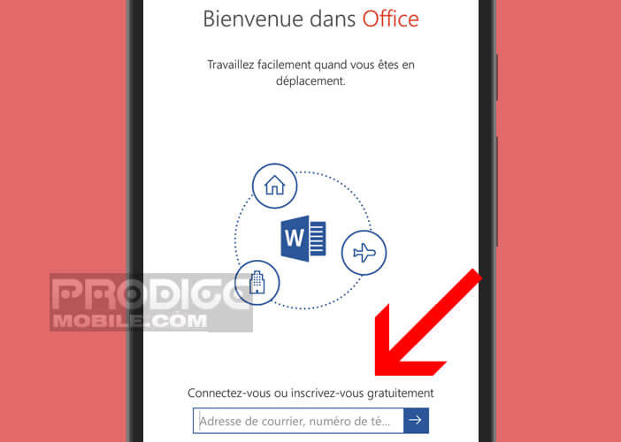 comment installer word gratuitement sur son mobile