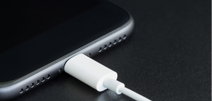 Accroitre la sécurité d'un iPhone avec le mode USB restreint