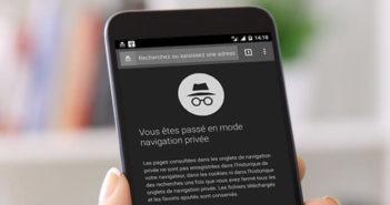 Protéger votre vie privée en verrouillant le mode de navigation privée avec un code secret