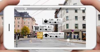 Les meilleures applications pour profiter de la réalité augmentée sur un iPhone