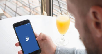 Télécharger gratuitement l'application Word sur votre smartphone