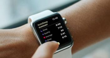 Sélection des meilleurs tracker de sommeil pour l'Apple Watch